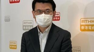邱腾华批港台节目违反一个中国原则,被指上纲上线,打压新闻自由(资料图片)