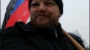 Андрей Пургин, ДНР