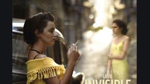 Affiche du film «La Vie invisible d'Eurídice Gusmão» de Karim Aïnouz. (capture d'écran).