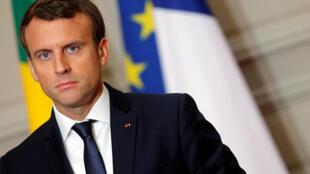 Presidente Emmanuel Macron vai tentar mediar o conflito entre os países do Golfo