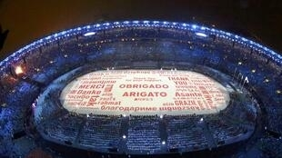 Países agradecem ao Rio pelos Jogos Olímpicos de 2016