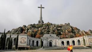 محل به خاک سپرده شدن ژنرال «فرانسیسکو فرانکو» دیکتاتور پیشین اسپانیا