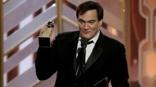 《好莱坞往事》犯罪片执导昆汀·塔伦蒂诺(Quentin Tarantino)