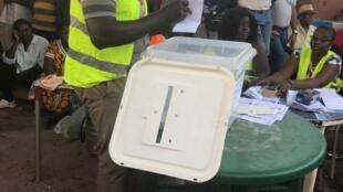 Começou a contagem de votos na Guiné-Bissau