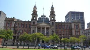 Palais de justice de Pretoria, Afrique du Sud.