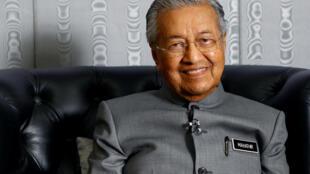 Thủ tướng Malaysia Mahathir Mohamad tại Langkawi, Malaysia. Ảnh 28/03/2019.