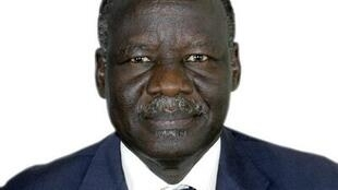 Lam Akol, head of South Sudan's National Alliance and leader of SPLM-DC
