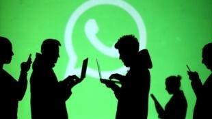 Ana amfani da WhatsApp  wajen yada labaran karya masu haddasa fitina a tsakanin al'umma