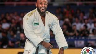 Jorge Fonseca conquistou o Ouro esta sexta-feira, nos Mundiais de Judo de Tóquio.