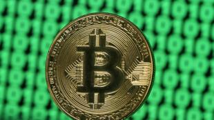 Ảnh minh họa. Bitcoin, loại tiền ảo thu hút ngày càng nhiều người ở Việt Nam