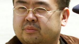 Kim Jong-nam, meio-irmão mais velho do líder de Pyongyang
