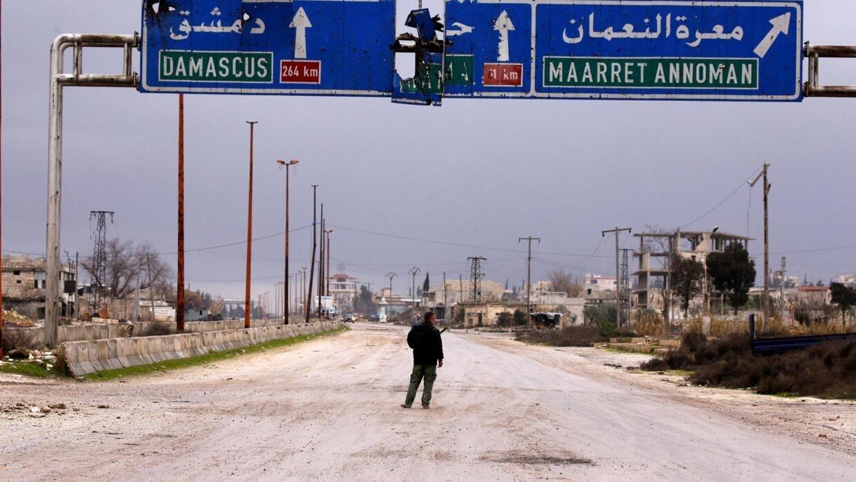 Les forces syriennes avancent encore dans les provinces d'Alep et d'Idleb