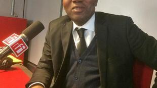 Le ministre d'État guinéen Rachid Ndiaye.