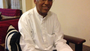 Somaliland Foreign Minister Saad Ali Shire
