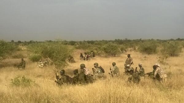Операция армии Нигерии против группировки Боко Харам