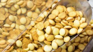 Чаще всего на развес французы покупают орехи и сухофрукты