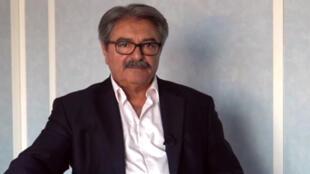 پرویز نویدی عضو شورای مرکزی حزب چپ ایران (فدائیان خلق)