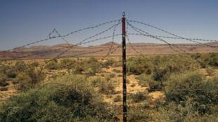 C'est dans cette région inhospitalière de Béchar, à la frontière entre le Maroc et l'Algérie que les réfugiés syriens sont bloqués. Parmi eux, des enfants (photo d'illustration).