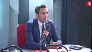 Julien Aubert sur RFI, le 10 juillet 2019.