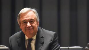 Le Secrétaire général des Nations unies rappelle que, malgré la signature d'un accord entre les autorités camerounaises, nigérianes et le HCR en mars dernier, le Cameroun a refoulé plus de 2600 Nigérians en mars dernier.