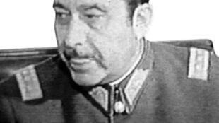 El exgeneral chileno Sergio Arellano Stark.