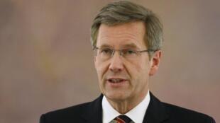 Cựu Tổng thống Đức Christian Wulff.