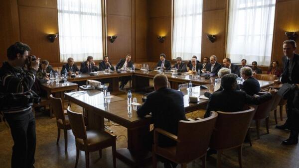 Les discussions entre opposition et gouvernement syriens à Genève sont bloquées ce vendredi soir.