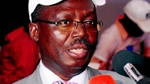 António Muachicungo, presidente da FUMA, coligação concorrente às eleições gerais angolanas de 31 de Agosto