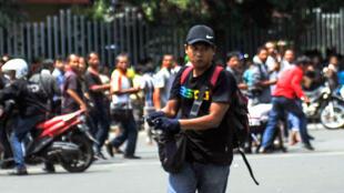 Джакарта, 14 января 2016 год