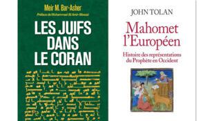 «Les juifs dans le Coran», de Meir Bar-Asher (Albin Michel) et «Mahomet l'Européen: Histoire des représentations du Prophète en Occident», de John Tolan (Albin Michel).