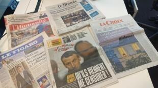 Diários franceses 31.07.2018