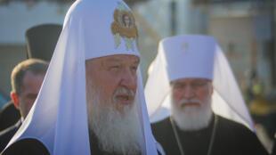 Патриарх Кирилл в Минске 15 октября 2018