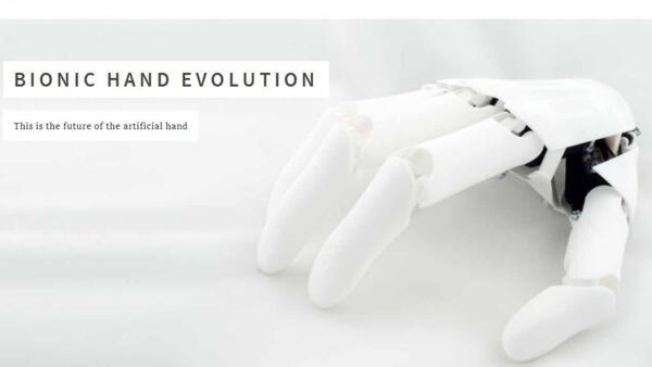L'objectif de Youbionic est de proposer des mains bioniques accessibles à tous.