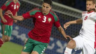 Le Marocain Nahiri Mohamed.