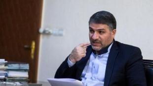 عباس مسجدی آرانی رئیس سازمان پزشکی قانونی ایران