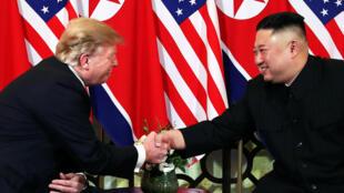 Donald Trump  Kim Jong Un a birnin Hanoi na Vietnam
