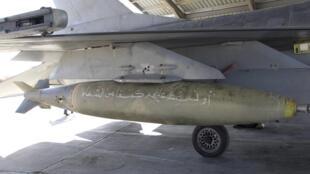 Versos do Alcorão foram escritos nos aviões de caça jordanianos que atacam o grupo Estado Islâmico em represália à morte do piloto queimado vivo pelos jihadistas..