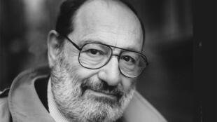 Escritor italiano, Umberto Eco