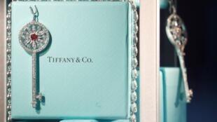 Компания Tiffany была основана в 1837 году, первый ее магазин открылся на Манхэттене