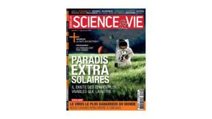 Couverture «Science et vie», juillet 2015.