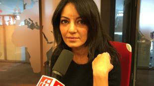 Maryam Touzani.