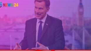 """英國外交大臣亨特接受英國BBC""""安德魯·馬爾秀""""(Andrew Marr Show) 節目專訪   2019年6月30日"""
