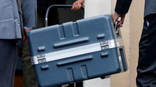 Bakar akwatin jirgin Ethiopian Airlines kirar Boeing 737 MAX 8 da ya yi hadari tare da hallaka mutane 157