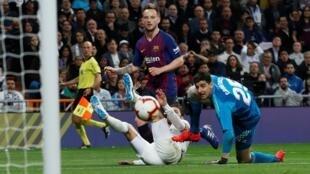 Wasan Clasico tsakanin Barcelona da Real Madrid