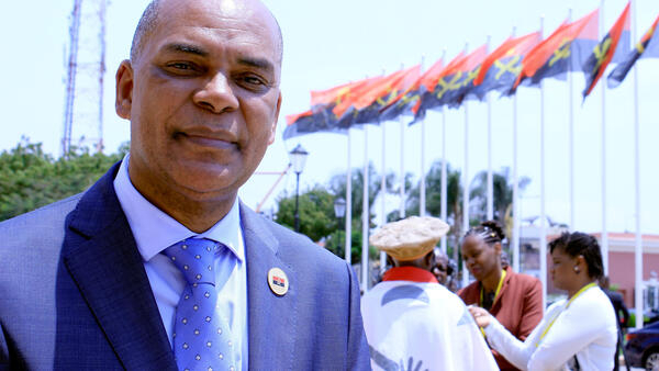 Adalberto Costa Junior, Presidente da UNITA em Angola.