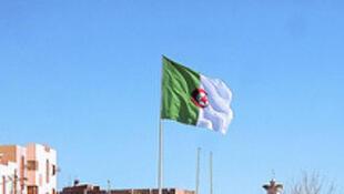 Drapeau algérien.