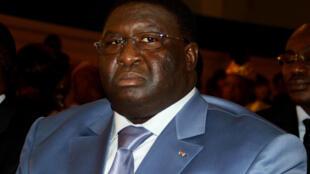 L'ex-ministre de l'Administration territoriale Pascal Bodjona, le 27 juin 2011 à Lomé.