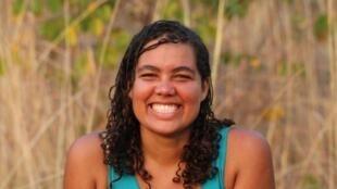 Bióloga angolana Adjany Costa, directora do projecto da National Geographic da Vida Selvagem do Okavango para Angola