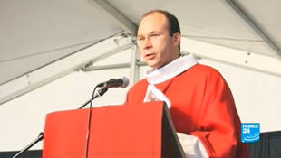 French priest Georges Vandenbeusch