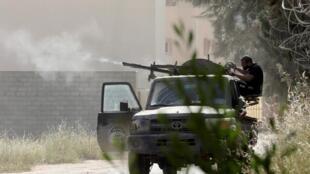 Mapigano yanaendelea kuathiri Libya.